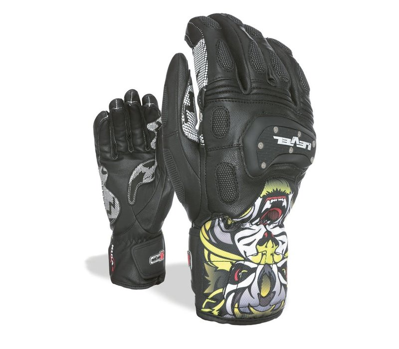 LEVEL SQ CF GLOVE (19/20) BLACK