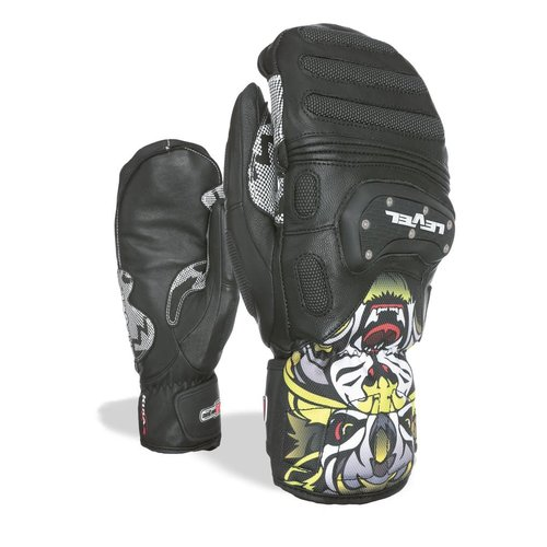 Level LEVEL SQ CF MITT (19/20) BLACK *Final Sale*