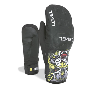 LEVEL LEVEL RACE JR MITT (19/20) PK BLACK