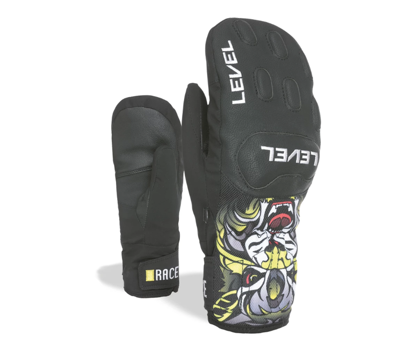 LEVEL RACE JR MITT (19/20) PK BLACK