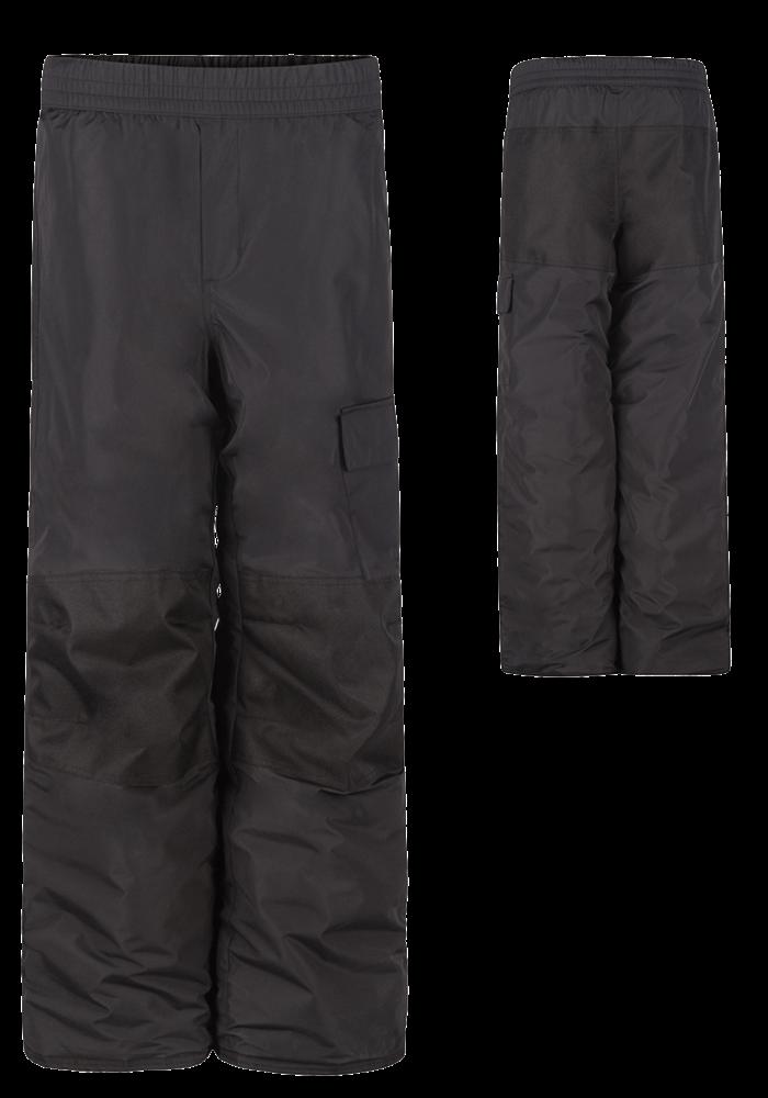 JUPA UNISEX LINDSAY ESSENTIAL PANT (19/20) BLACK-BK001