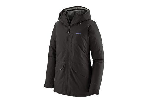PATAGONIA PATAGONIA W'S INSULATED SNOWBELLE JACKET (19/20) BLACK-155-BLK