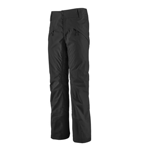 PATAGONIA PATAGONIA M'S SNOWSHOT PANTS - REGULAR (19/20) BLACK-155-BLK *Final Sale*