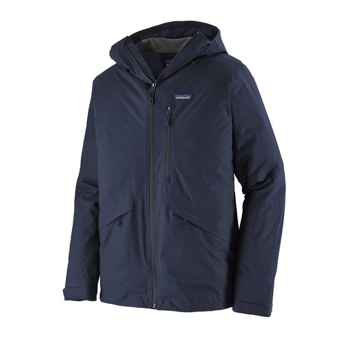 PATAGONIA PATAGONIA M'S INSULATED SNOWSHOT JACKET (19/20) CLASSIC NAVY-000-CNY