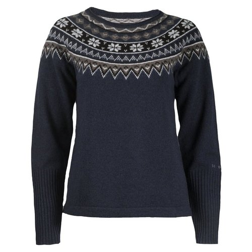 SKHOOP SKHOOP SCANDINAVIAN SWEATER NAVY (19/20)