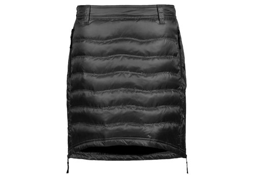SKHOOP SKHOOP SHORT DOWN SKIRT BLACK (19/20)