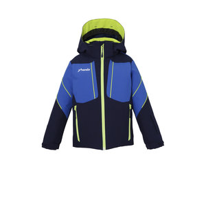 PHENIX PHENIX TWIN PEAKS KID'S JACKET WITH TWIN PEAKS KID'S SALOPETTE PANTS (19/20) DN/BL
