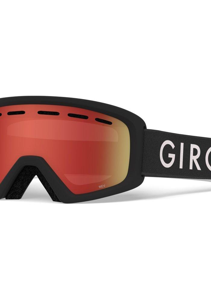 GIRO REV BLACK ZOOM-AMBR SCLT (19/20)