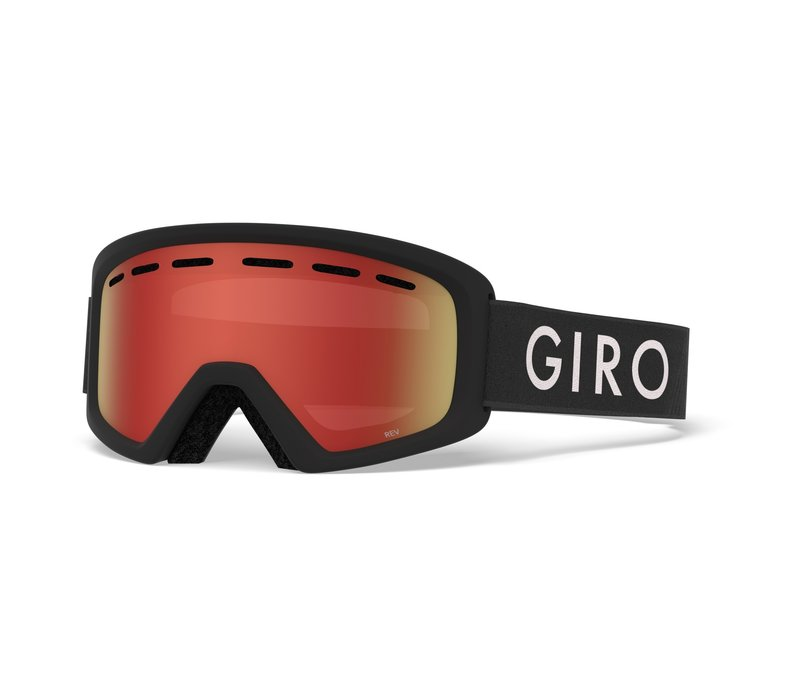 GIRO REV BLACK ZOOM-AMBR SCLT (19/20)