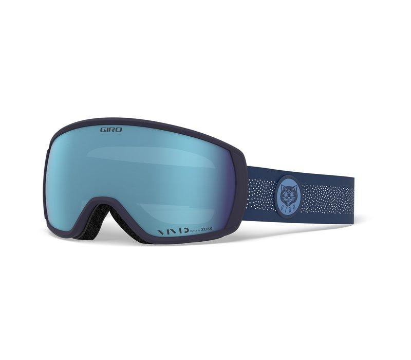 GIRO FACET BLUE MEOW-VIV RYL (19/20)