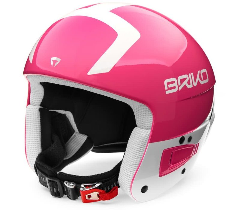 BRIKO VULCANO FIS 6.8 JUNIOR SHINY PINK WHITE