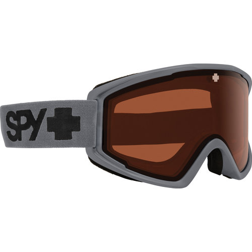 Spy Spy Crusher Elite Matte Gray - Hd Ll Persimmon (20/21) *Final Sale*