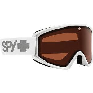 SPY Spy Crusher Elite Matte White - Hd Ll Persimmon (20/21)