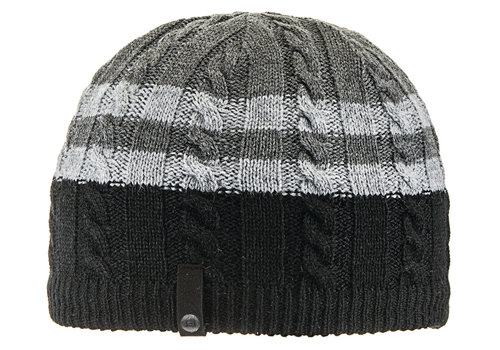BULA BULA NORTHERN BEANIE (19/20) BLACK