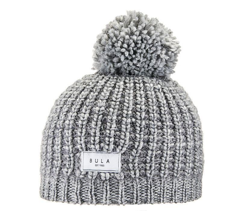 BULA MAGIC BEANIE (19/20) H.MED GREY