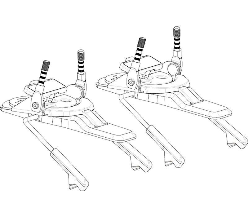 LOOK L2 BRAKE PIVOT EMBASE (PAIR)