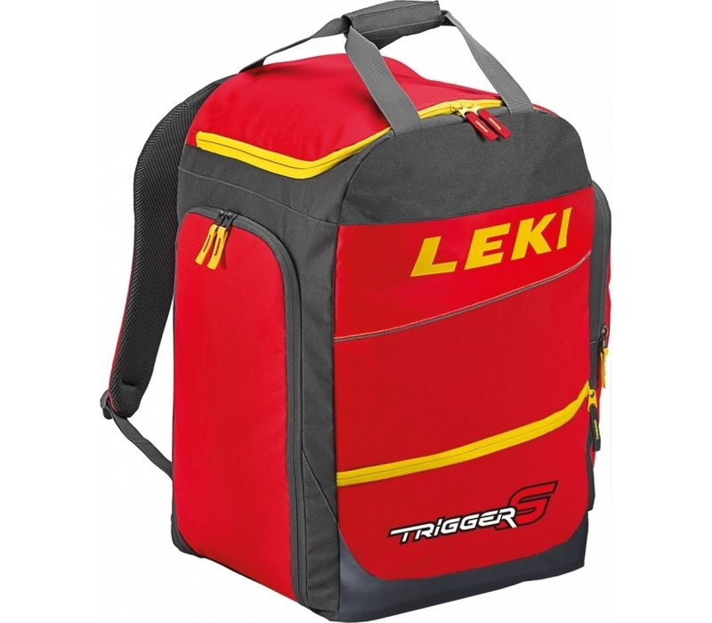 LEKI SKI BOOT BAG - 06 RED (19/20)