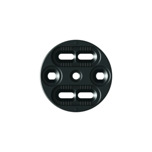 UNION UNION MINI DISC (4X2 - CHANNEL)  (19/20) BLACK