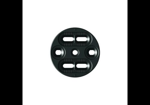 UNION UNION MINI DISC (4X2 - CHANNEL)  (19/20) BLACK