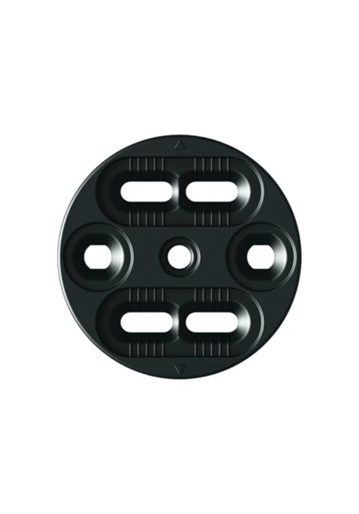 UNION MINI DISC (4X2 - CHANNEL)  (19/20) BLACK