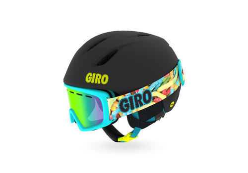 GIRO GIRO LAUNCH CP (19/20) MAT BLACK SWEET TOOTH