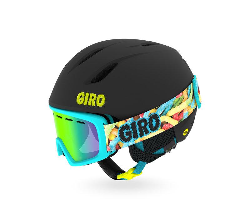 GIRO LAUNCH CP (19/20) MAT BLACK SWEET TOOTH