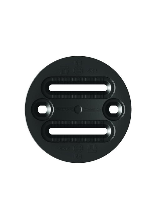 UNION UNION REGULAR DISC (4X2, 4X4 AND CHANNEL)  (19/20) BLACK