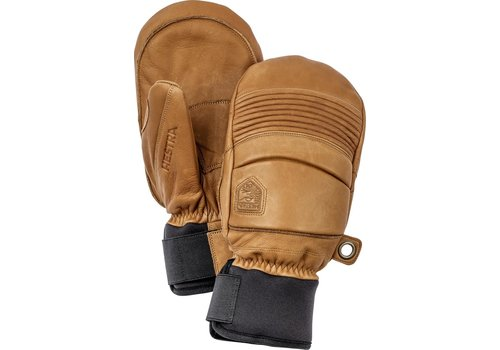 HESTRA HESTRA LEATHER FALL LINE - MITT (19/20) CORK-710