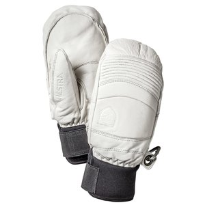 HESTRA HESTRA LEATHER FALL LINE - MITT (19/20) OFFWHITE-020 *Final Sale*