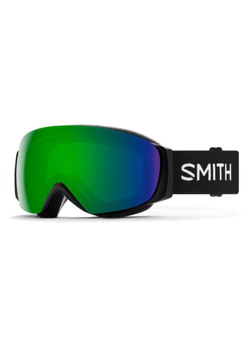 SMITH SMITH I/O MAG S  (19/20) BLACK-CHROMAPOP SUN GREEN MIRROR+CHROMAPOP STORM ROSE FLASH