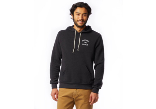 GATES AND BOARDS G&B/STL HOODY - BLACK