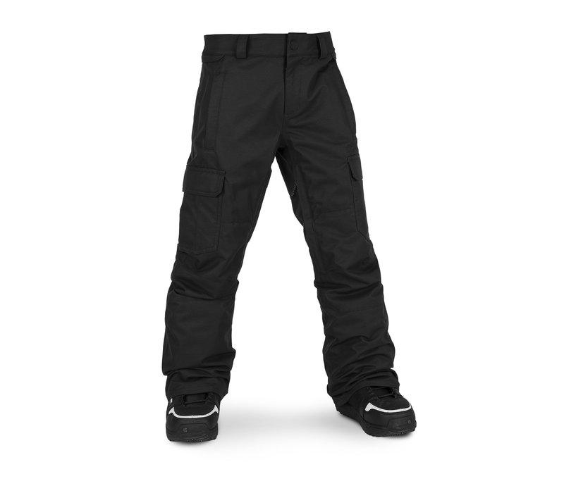 VOLCOM CARGO INS PANT (19/20) BLACK-BLK