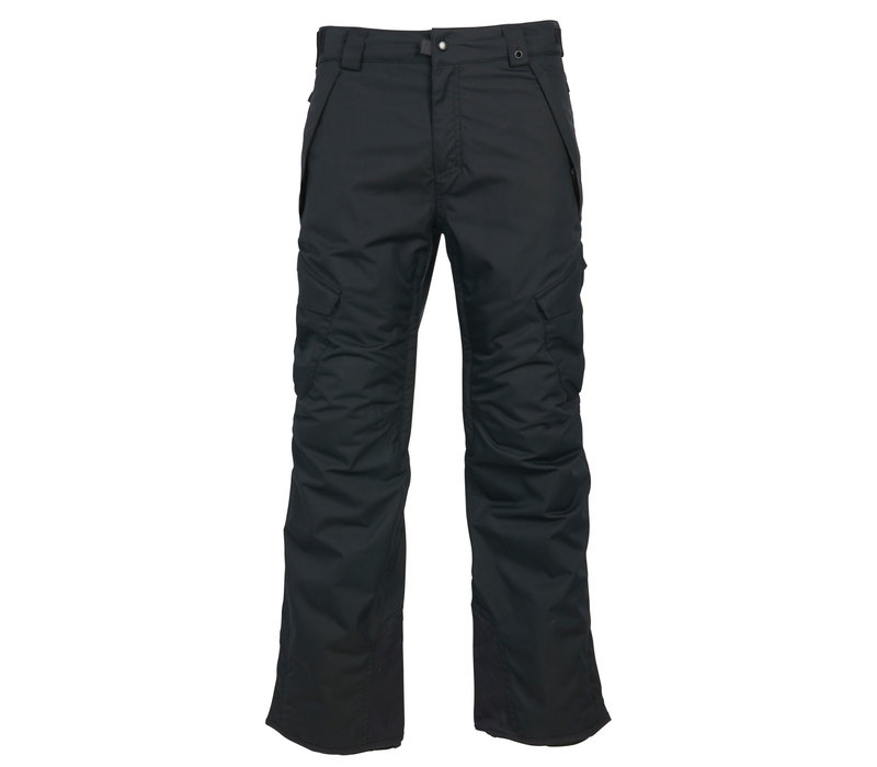 686 MNS INFINITY INSL CARGO PANT (19/20) BLACK-BLK