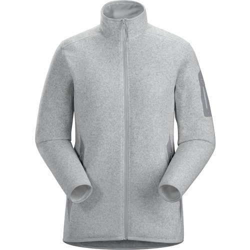 ARCTERYX ARCTERYX COVERT CARDIGAN WOMEN'S (19/20) ATHENA GREY HEATHER-28198