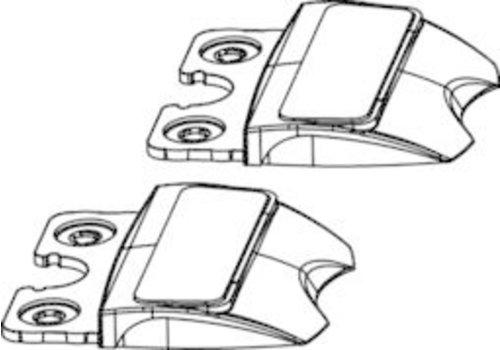 ROSSIGNOL LOOK AFD KIT (PAIR) L2 SPG Teflon - AXIUM / NOVA