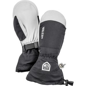 HESTRA HESTRA ARMY LEATHER HELI SKI - MITT (19/20) BLACK-100