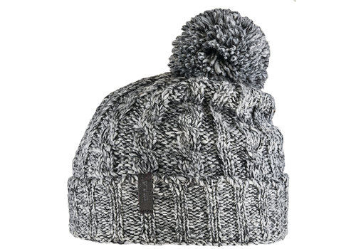BULA BULA LOLA BEANIE (19/20) HEATHER GREY