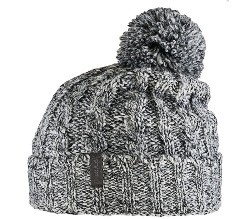BULA LOLA BEANIE (19/20) HEATHER GREY