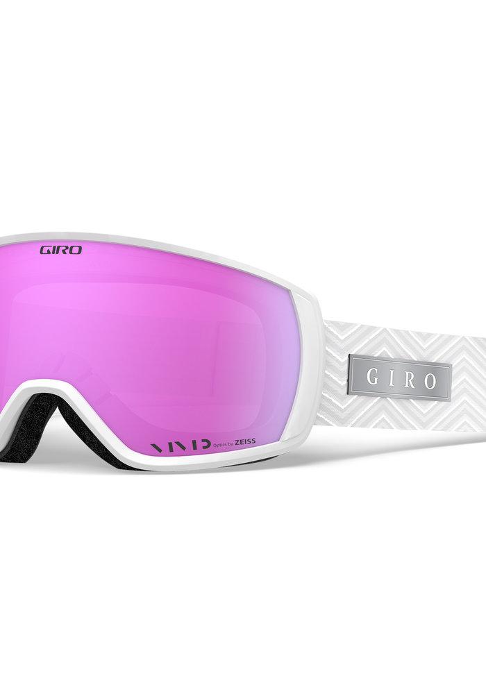 GIRO FACET WHITE ZAG-VIV PNK (19/20)