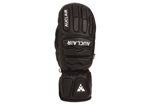 AUCLAIR AUCLAIR RACE SHIELD JUNIOR ALPINE RACE MITT (19/20) 8000 BLACK/BLACK