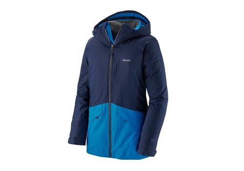 PATAGONIA PATAGONIA W'S INSULATED SNOWBELLE JACKET (19/20) CLASSIC NAVY-565-CNY