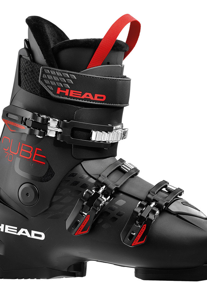 HEAD CUBE 3 70 (19/20) BLK/ANTH/RED