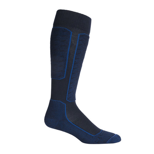 ICEBREAKER ICEBREAKER MENS SKI+ LITE OTC SLOPES (19/20) MIDNIGHT NAVY-401