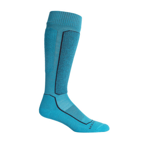 Icebreaker ICEBREAKER WMNS SKI+ LIGHT OTC (19/20) ARCTIC TEAL-436 *Final Sale*