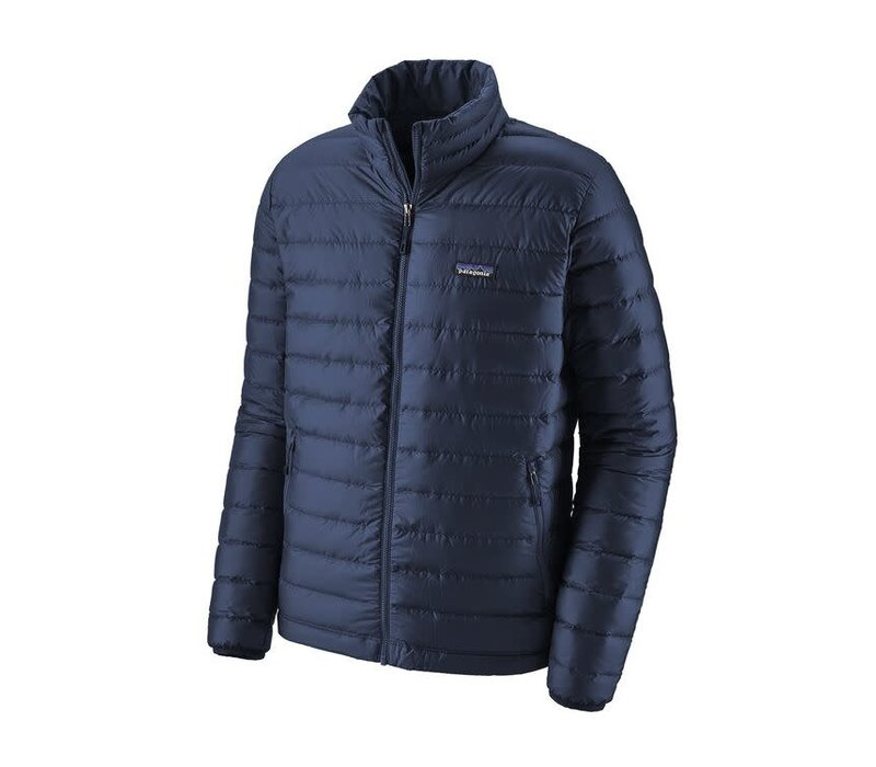 PATAGONIA M'S DOWN SWEATER (19/20) CLASSIC NAVY W/CLASSIC NAVY-000-CACL