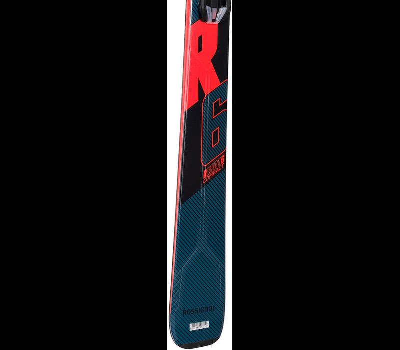 ROSSIGNOL REACT R6 COMPACT/XP11 GW BK/R (19/20)