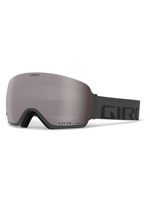 GIRO GIRO ARTICLE GREY WORDMARK-VIV ONX/VIV INF (19/20)