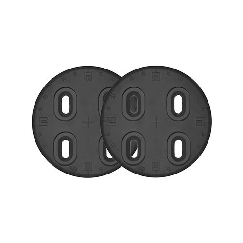 Now NOW ACC MOUNTING DISC 4X4 NYLON BLACK