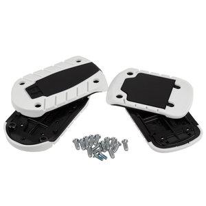 Full Tilt Full Tilt Fte Two Material Outsoles W/Screws White
