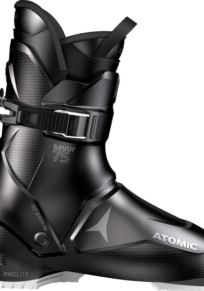ATOMIC SAVOR 75 W BLACK/WHITE (19/20)